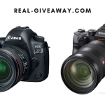 Camera Giveaway 2021 – Win Sony a7 III or Canon 5D free