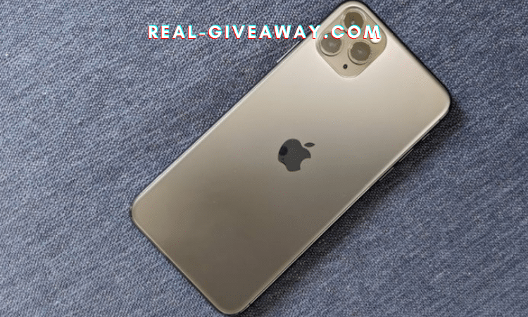 iPhone 11 Pro Giveaway - Chance Free of charge 2021
